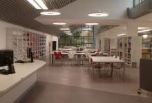 bibliotheque de Melun