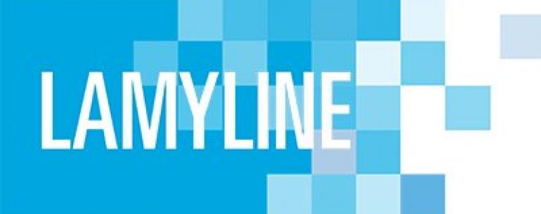 Lamyline logo