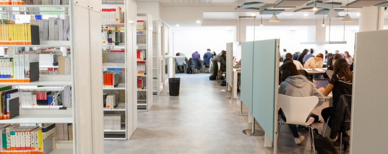 bibliothèque de Vaugirard